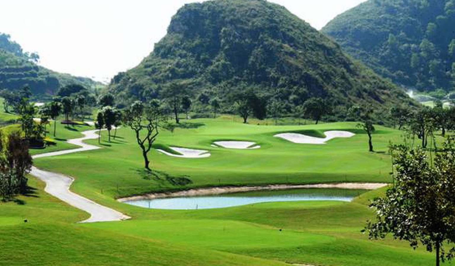 Thông tin chi tiết về sân golf hoàng gia Ninh Bình