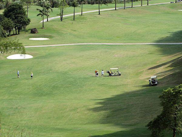 Dự án sân golf Hilltop Valley Golf Club