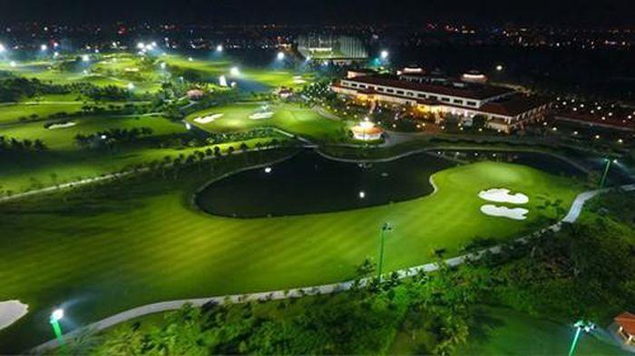 Sân golf Tân Sơn Nhất về đêm