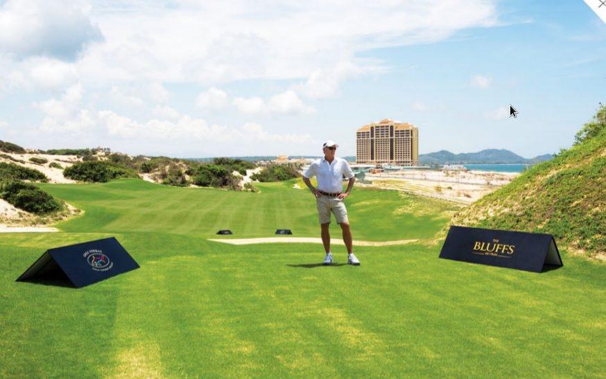 Sân golf the bluffs hồ tràm strip TOP 35 sân golf tốt nhất thế giới bạn đã biết chưa?