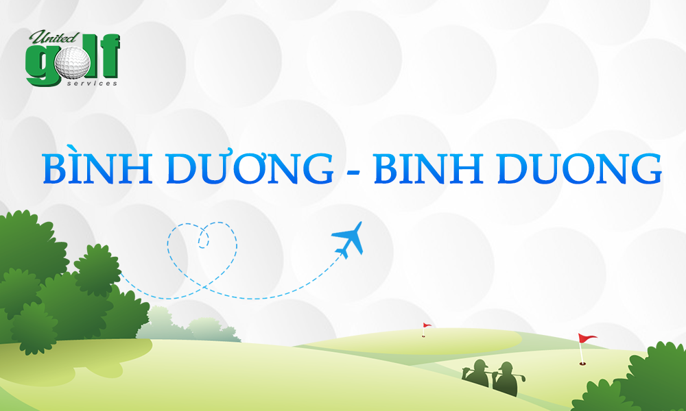 SUMMARY OF GOLF COURSE IN BINH DUONG