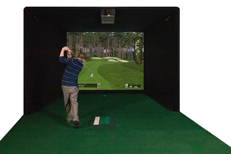 Địa điểm cho thuê hệ thống indoor golf