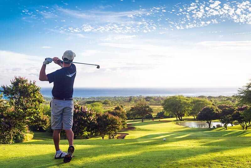 Những sân golf ở miền Nam chất lượng
