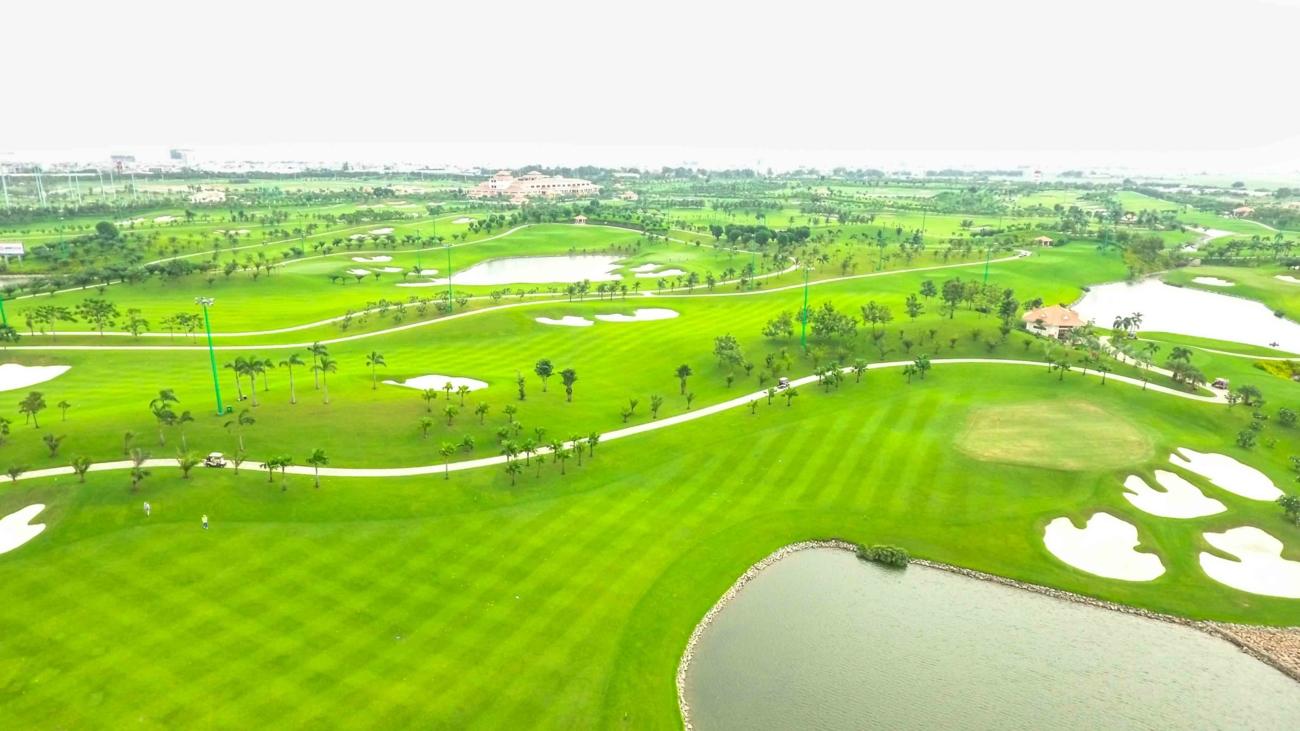Tan Son Nhat Golf Course đang là sân golf được đánh giá thuộc top 1 ở Việt Nam