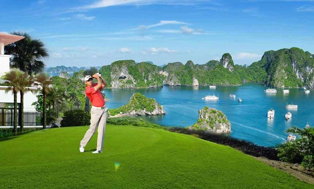 Đôi nét về sân golf FLC Hạ Long.