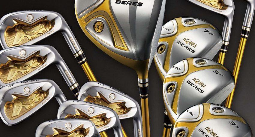 Một bộ gậy golf chất lượng cao đến từ Honma Beres