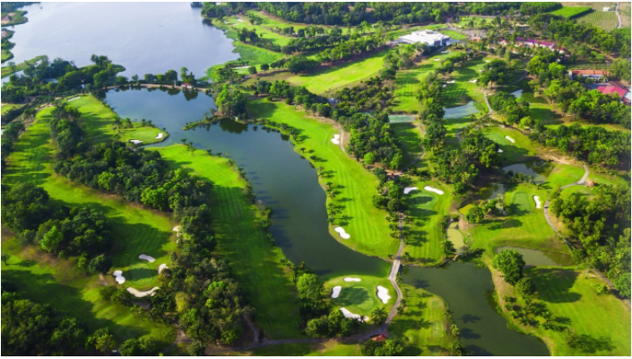 Overview of Dong Nai Golf Resort