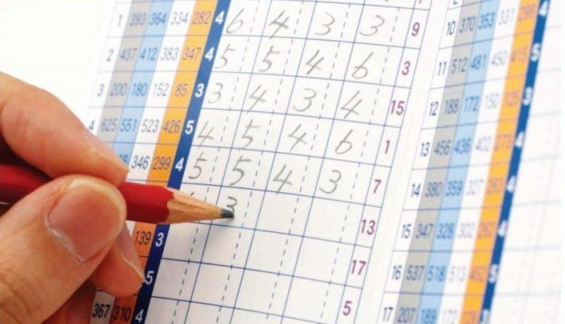 Cách tính điểm net trong chơi golf?