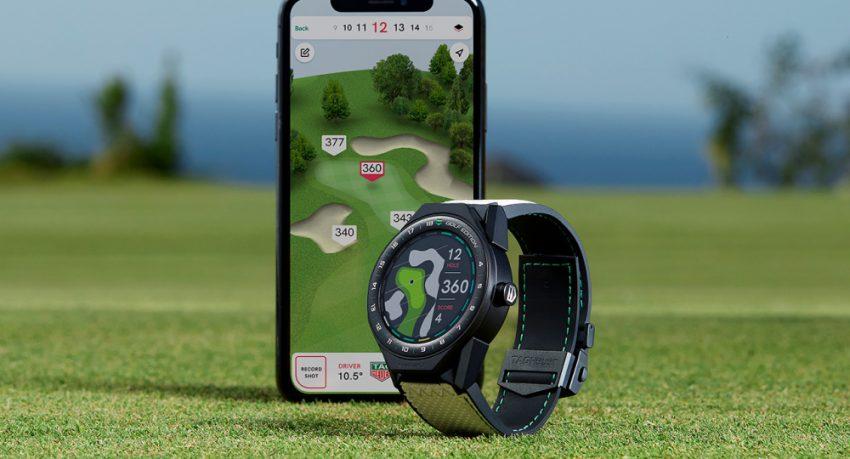 Đồng hồ đo khoảng cách golf