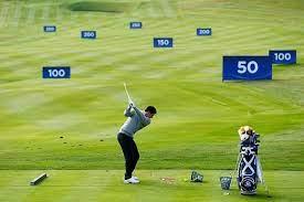 Khoảng cách đánh các gậy golf là bao nhiêu?