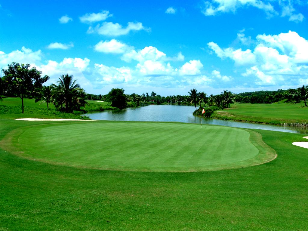 Bảng giá các sân golf miền nam